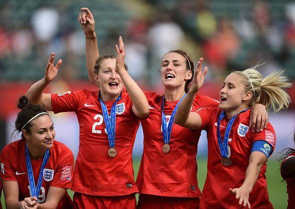 耐えに耐えたイングランド、銅メダル獲得