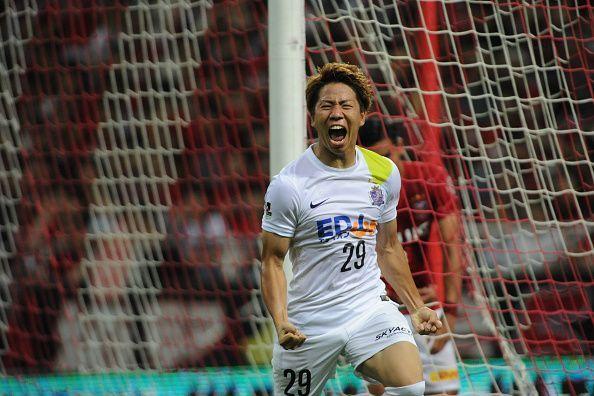 浦和戦では同点ゴール