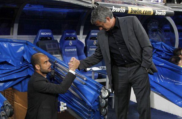 現代サッカーを牽引する、対照的な2人の名将