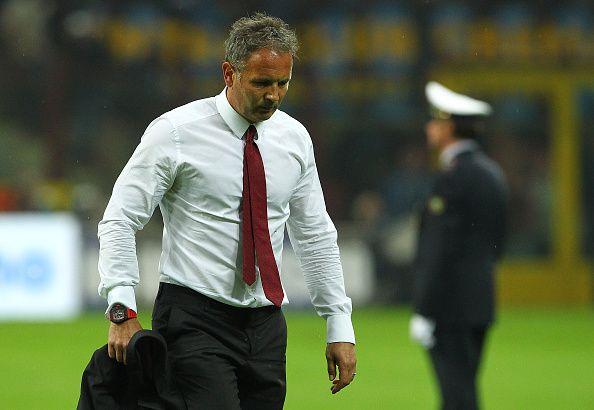 厳しくも、各選手への期待を語るミハイロビッチ監督