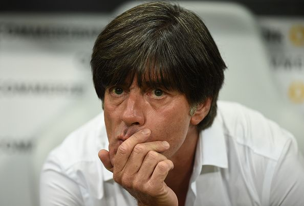 グループ首位に浮上したドイツ