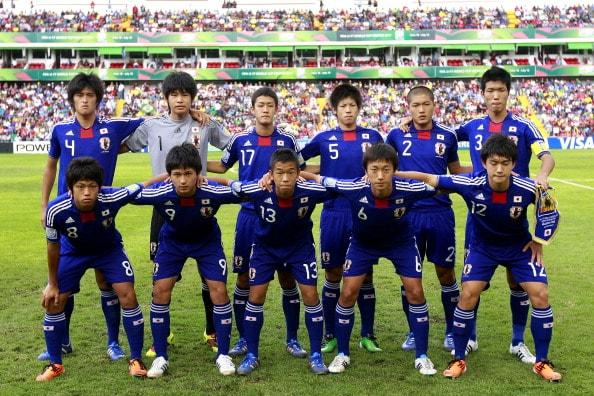 2011年U-17ワールドカップで対戦