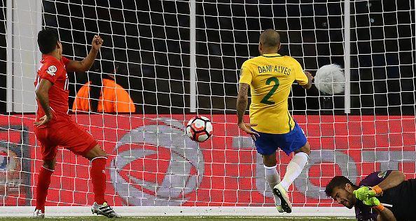 退屈なブラジルが早期敗退 エース不在も言い訳にならず