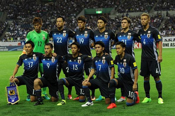 日本のホームゲームで予想外の勝利