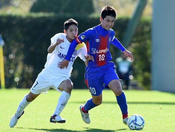 U-16日本代表としても活躍