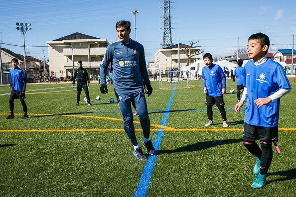 日本サッカー界の成功を信じる