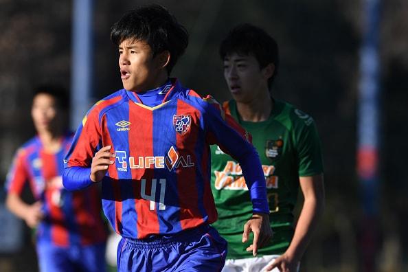 FC東京U-18から最多の5選手