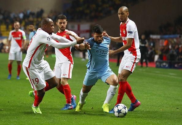 モナコがハイテンポなサッカーを披露