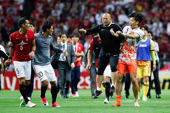韓国代表選手の行動に対して正式な調査を要請した過去も……