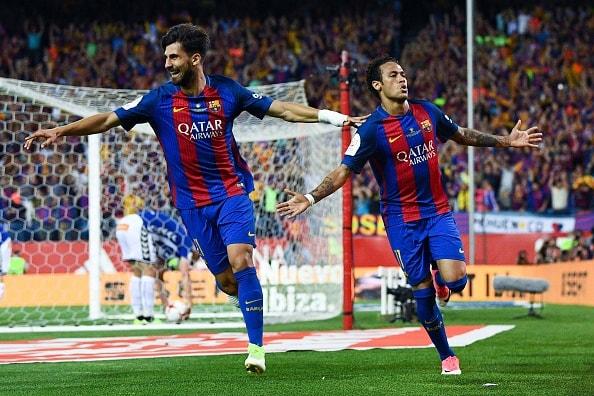 バルセロナの成功を確信