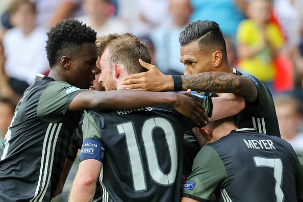 ドイツの若手が大躍進