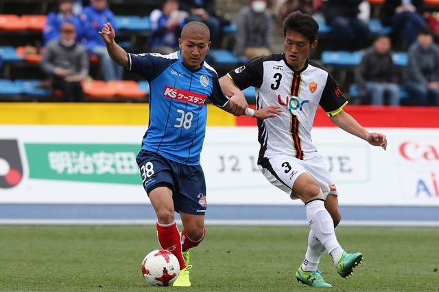 松井大輔の移籍が教えてくれた、年齢に関係なく挑戦する大切さ
