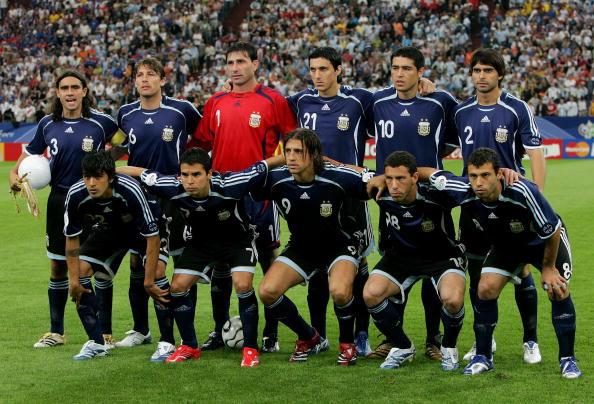 リケルメ、クレスポ、アジャラ、ヴェロン…… 昔のアルゼンチン代表は今より豪華だったか