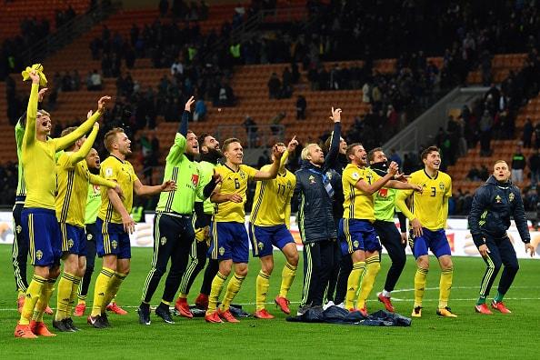 スウェーデン×韓国は熱い 敗者には先がない......