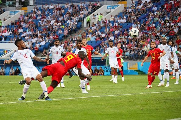 序盤から攻め立てたベルギー パナマもカウンターで応戦