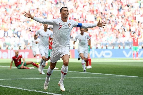 モロッコのゲームプランを崩したロナウドの一撃