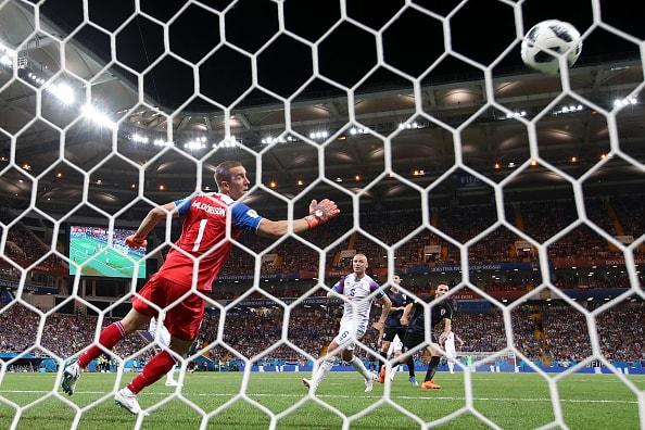 選手を入れ替えても落ちなかったクロアチアの力