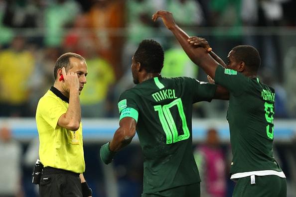 ナイジェリアは善戦するも、不可解なジャッジに泣く
