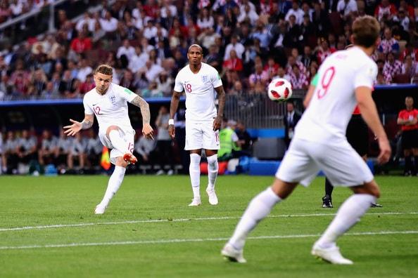 幸先よく先制したのはイングランドだったが……