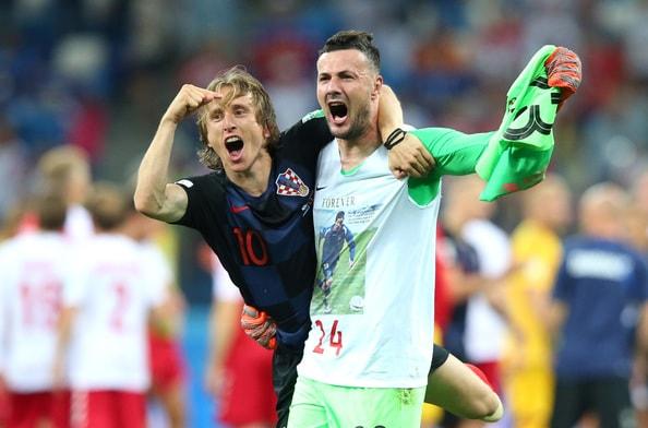"""敵のロングボール攻勢に苦戦 """"2つの輝き""""を失ったクロアチア"""