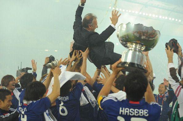 92年大会、初のアジア王者へ 2000年大会は最強の王者に!