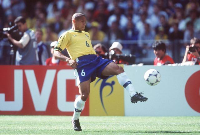 衝撃だったブラジル代表戦 ロベカルに度肝を抜かれた
