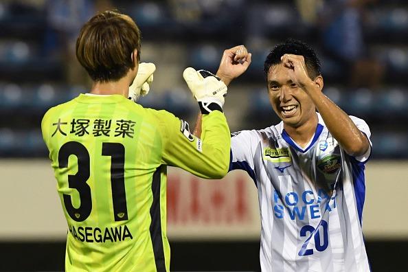 安定感ある徳島が浮上 福岡も連勝で昇格圏内へ